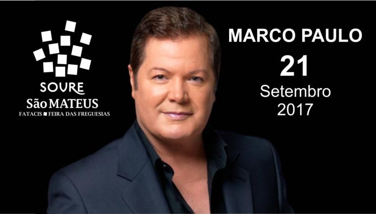 Marco Paulo tem mais de 4,5 milhões de discos vendidos em 50 anos de carreira e estará no São Mateus em Soure