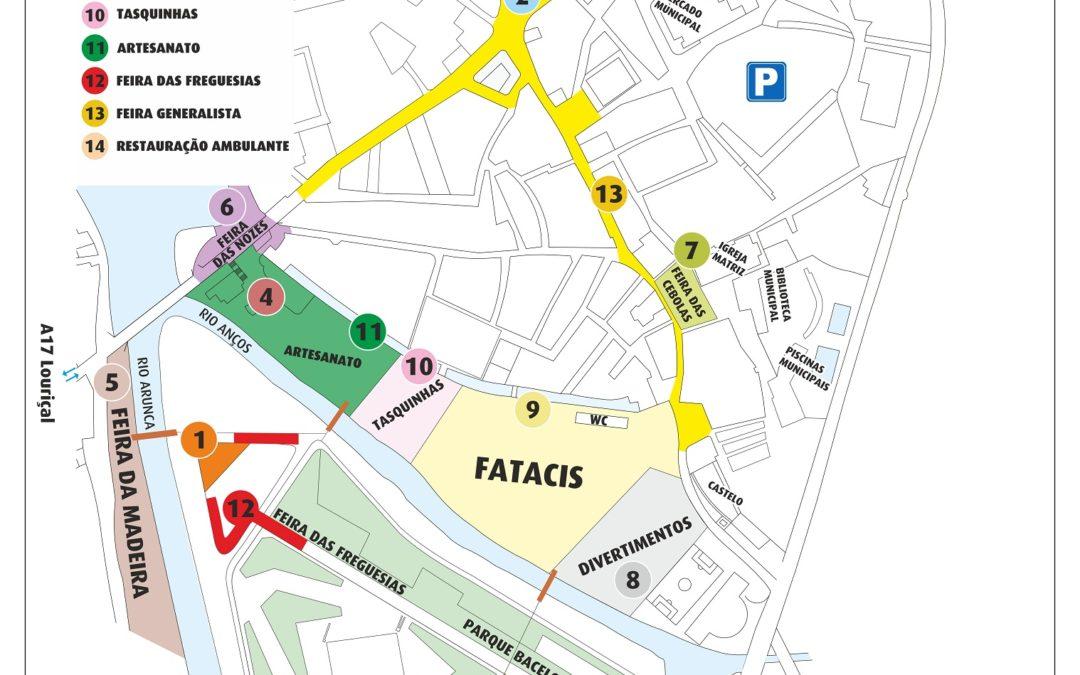 Mapas São Mateus / FATACIS 2018