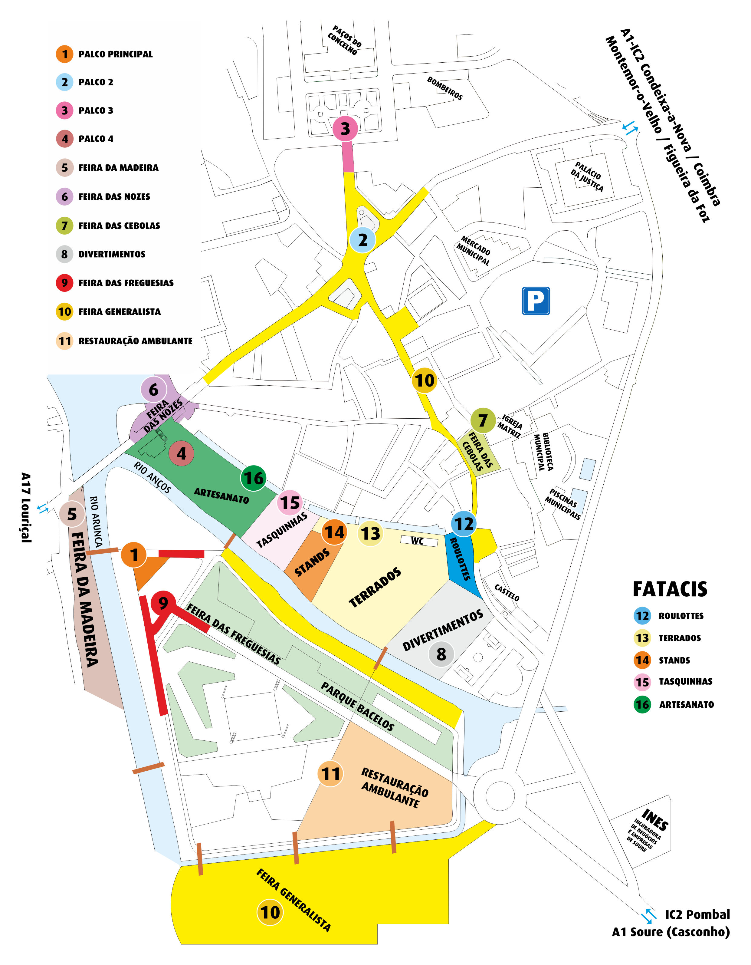 Mapa Geral Sao Mateus