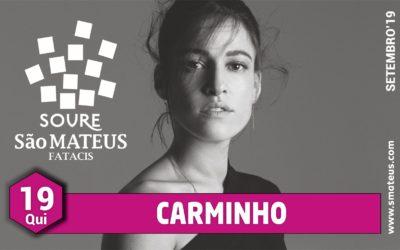 Carminho abre SÃO MATEUS / FATACIS 2019, em Soure